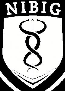 NIBIG Logo wit